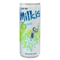 Nước soda Milkis Lotte - 250 ml