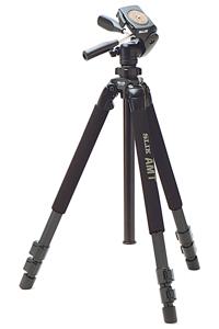 Chân máy ảnh Tripod Slik Pro 700 DX – 1900mm / Panhead Able 300DX Head