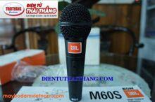 Micro có dây JBL M60S