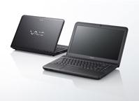 Laptop Sony Vaio VPCEG38FG - Intel Core i5-2450M 2.5GHz, 4GB DDR3, 500GB HDD, VGA NVIDIA GeForce 410M, 14 inch