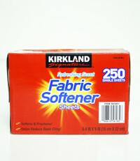 Giấy thơm quần áo Kirkland Signature Refreshing Scent Fabric Softener Sheets - 250 tờ