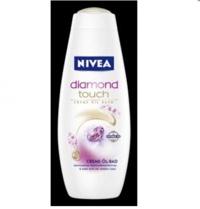Sữa tắm Nivea Diamond Touch Creme Oil Bath 750ml