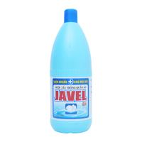 Nước tẩy trắng quần áo Javel chai 1kg