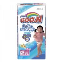 Tã quần Goon XL38 (dành cho bé trai từ 12-20kg)