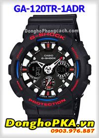 Đồng hồ nam Casio G-Shock GA-120TR