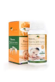 Viên nhau thai cừu úc Australian Care Premium - 120 viên