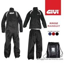 Áo mưa bộ Givi RR02