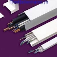 Máng gen nhựa SINO SP GA80 - 80x40 mm, có nắp