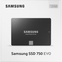 Ổ cứng SSD 120GB Samsung 750 EVO 2.5-Inch SATA III