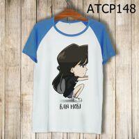 Áo thun tay màu Ran Mori ATCP148