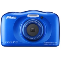Máy ảnh du lịch Nikon Coolpix S33 - 13MP