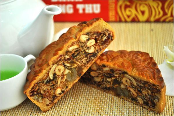 Bánh nướng Như Lan thập cẩm 300g (bánh chay)