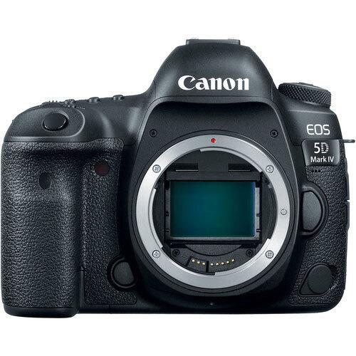 Thân máy ảnh Canon EOS 5D Mark IV - 30.4 MP