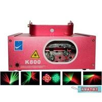 Đèn Laser Sân Khấu K800