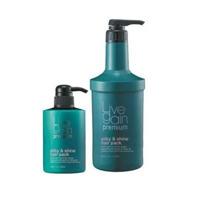 Dầu gội giữ màu chống rụng dưỡng ẩm nước hoa Silky & Shine Shampoo Livegain - 450ml
