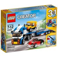 Bộ lắp ráp Vận chuyển xe hơi Lego Creator 31033