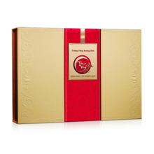 Hộp bánh trung thu Kinh đô Trăng vàng Hoàng Kim Đỏ Vàng 4 bánh + 1 hộp...