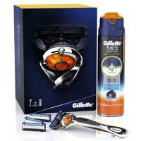 Bộ dao cạo râu Gillette Pro Glide kèm gel bọt cạo râu