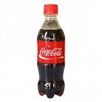Nước giải khát Coca Cola Chai 390ml