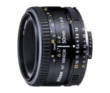 Ống kính Nikon AF Nikkor 50mm f/1.8D