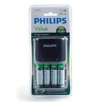 Bộ sạc tiêu chuẩn Philips SCB1492NB 200mAh