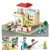 Bộ lắp ráp ngôi nhà hạnh phúc SLUBAN M38-B0533