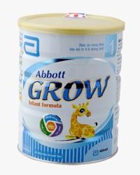 Sữa bột Abbott Grow 1 - hộp 400g (dành cho trẻ từ 0 - 6 tháng)
