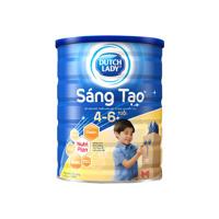 Sữa bột Dutch Lady Cô gái Hà Lan Sáng Tạo - hộp 1.5kg (dành cho trẻ từ 4-6 tuổi)