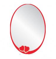 Gương ghép màu bầu dục Tùng Lâm TL-1561 (50x70cm)
