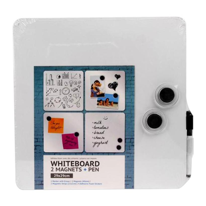 Bộ bảng từ trắng + Bút + Nam châm UBL SF0126