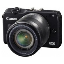 Máy ảnh Canon EOS M2 Lens kit 18-55mm