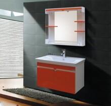 Bộ tủ chậu nhựa PVC Bross BRS-785