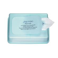 Khăn Giấy Tẩy Trang Shiseido Pureness Refreshing Cleansing Sheets
