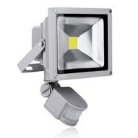 Đèn pha led cảm ứng chống trộm Rinos RNPA610 - 10W
