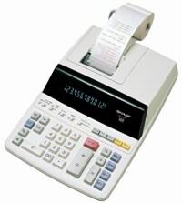 Máy tính tiền Sharp EL-2607P