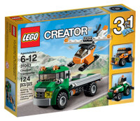 Đồ chơi Lego Creator 31043 - Xe vận chuyển trực thăng