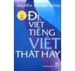 Để Viết Tiếng Việt Thật Hay
