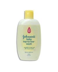 Sữa tắm gội Johnson's Baby 100ml