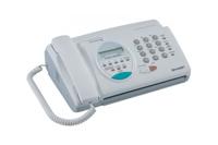 Máy fax Sharp GQ72 (GQ-72) - giấy nhiệt
