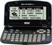 Kim từ điển EV27 (EV-27) - 2 bộ đại từ điển