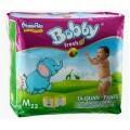 Tã quần Bobby Fresh M23 (dành cho trẻ từ 6-10kg)