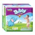 Tã quần Bobby Fresh XL60 (dành cho trẻ từ 12-17kg)