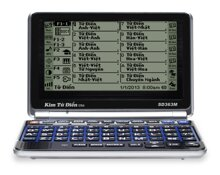 Kim từ điển SD363M (SD-363M) - 25 bộ đại từ điển