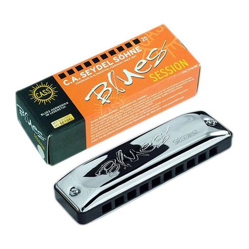 Kèn harmonica Seydel Diatonic Blues Session Standard 10201 (10201C)