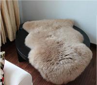Thảm lông cừu mã 02