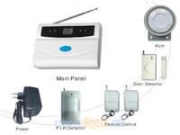 Hệ thống báo trộm không dây Guardsman GS-5000