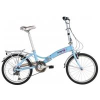 Xe đạp gấp Oyama Commuter - L500