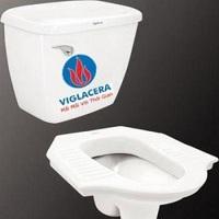 Xí xổm và két nước Viglacera ST8+VI15