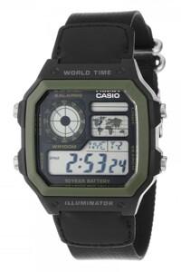 Đồng hồ nam CasioAE1200WHB (AE-1200WHB) - Màu 1BVDF/ 3BVDF/ 1BV/ 3BV