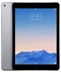 Máy tính bảng Apple iPad Air 2 Cellular - 128GB, Wifi + 3G/ 4G, 9.7 inch